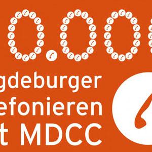 Telefonieren über MDCC - Magdeburgern gefällt's