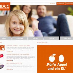 Willkommen auf der neuen Webseite