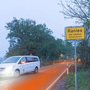 Highspeed-Anbindung für Ranies