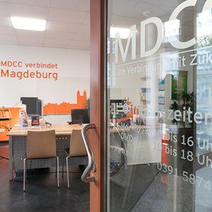 Kundencenter Stadtfeld wieder geöffnet
