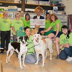 Unterstützung für TierAnker e.V.