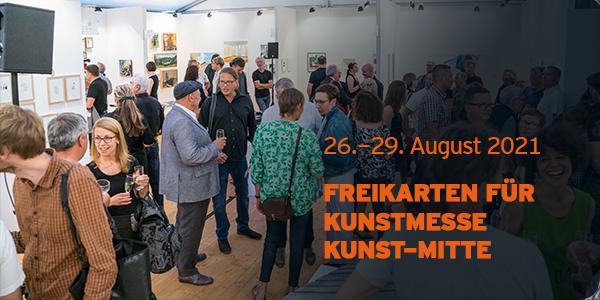 """Kunstmesse """"KUNST/MITTE"""""""